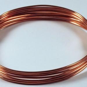 7 Strand Copper Bracelet