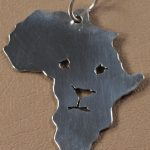 Lion in Africa Pendant
