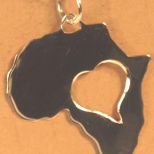 AF8018 My heart belongs to Africa