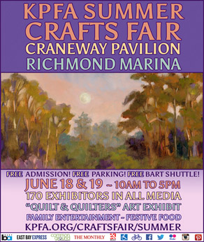 Kpfa Summer Crafts Fair