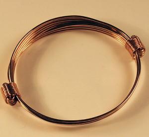 Simba 303 Copper bracelet