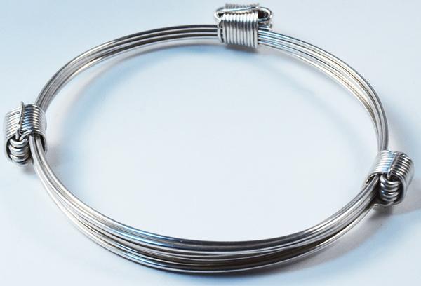 Kenyan African Knot Bracelet
