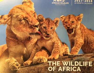 Join African Wildlife Federation