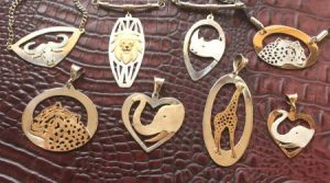 Big 5 animal jewelry